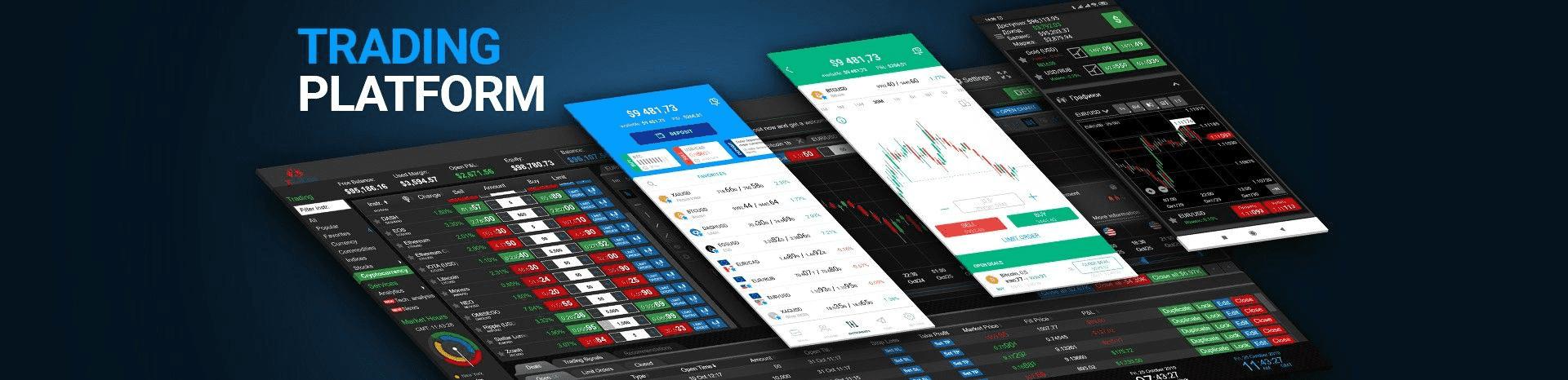 xcritical trading platform