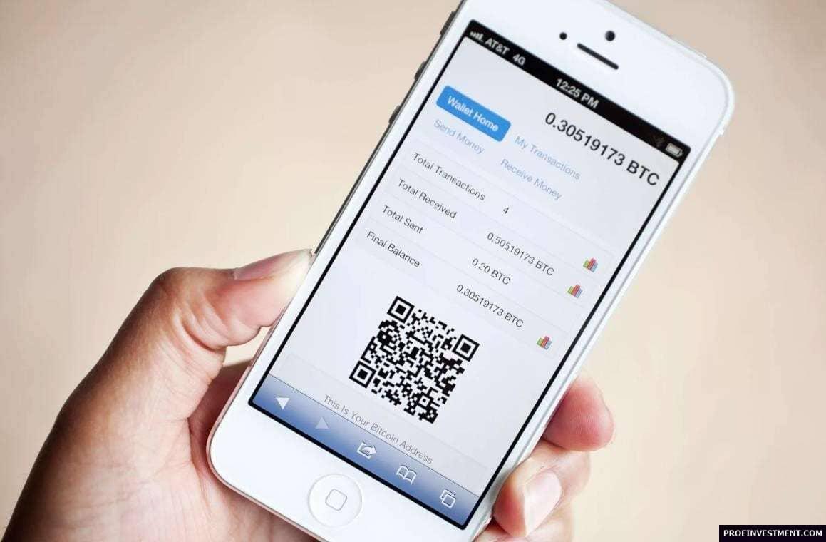 Что такое мобильный кошелек для криптовалюты?