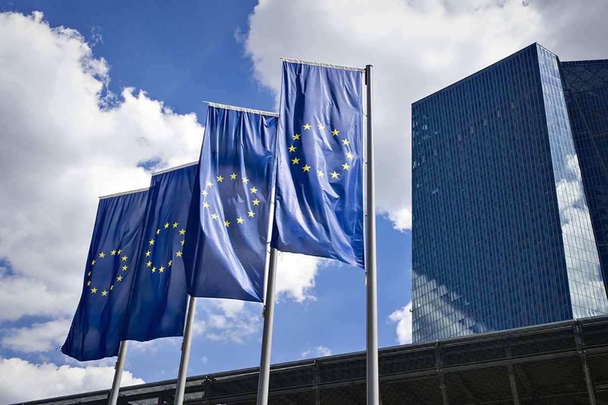 Инфляция в Еврозоне остаётся отрицательной